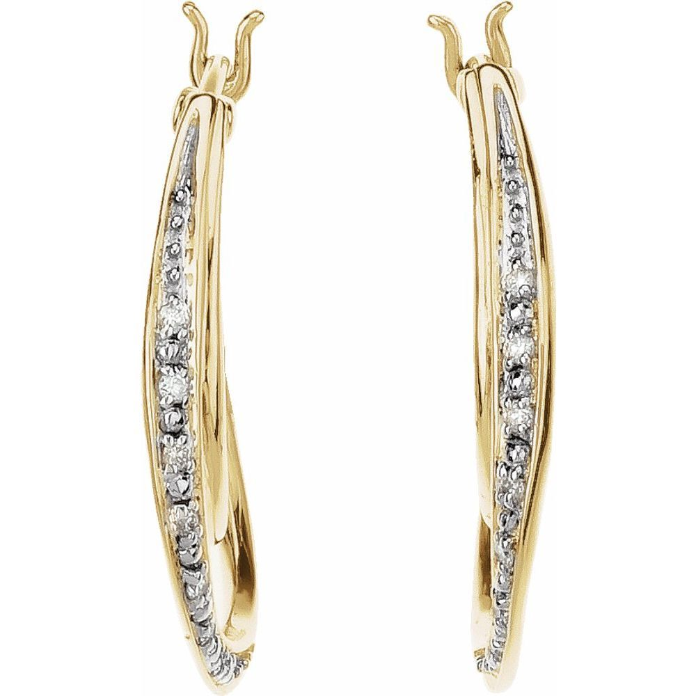 Diamond Earrings (2897774)