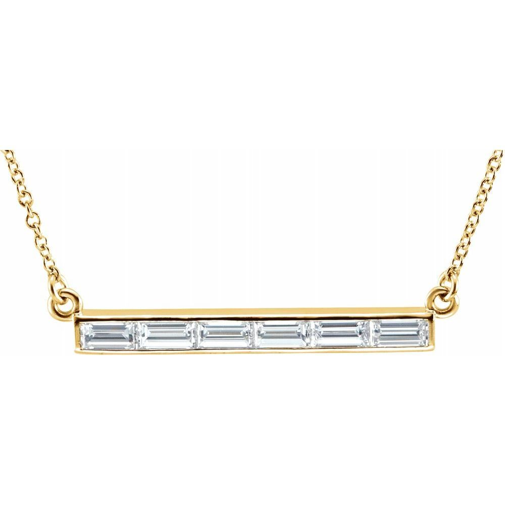 3/4 Ctw Diamond 17 Inch Necklace (12058203)