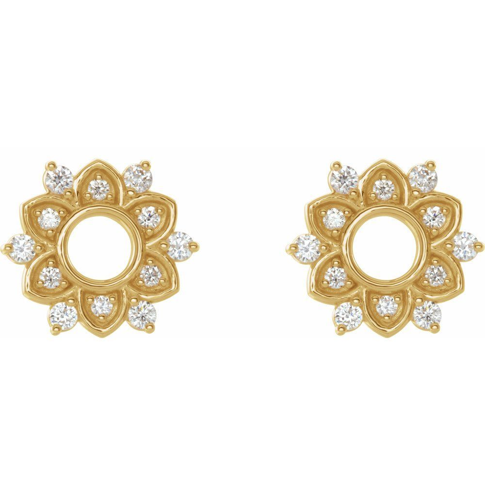 1/3 Ctw Diamond Earrings (14511313)