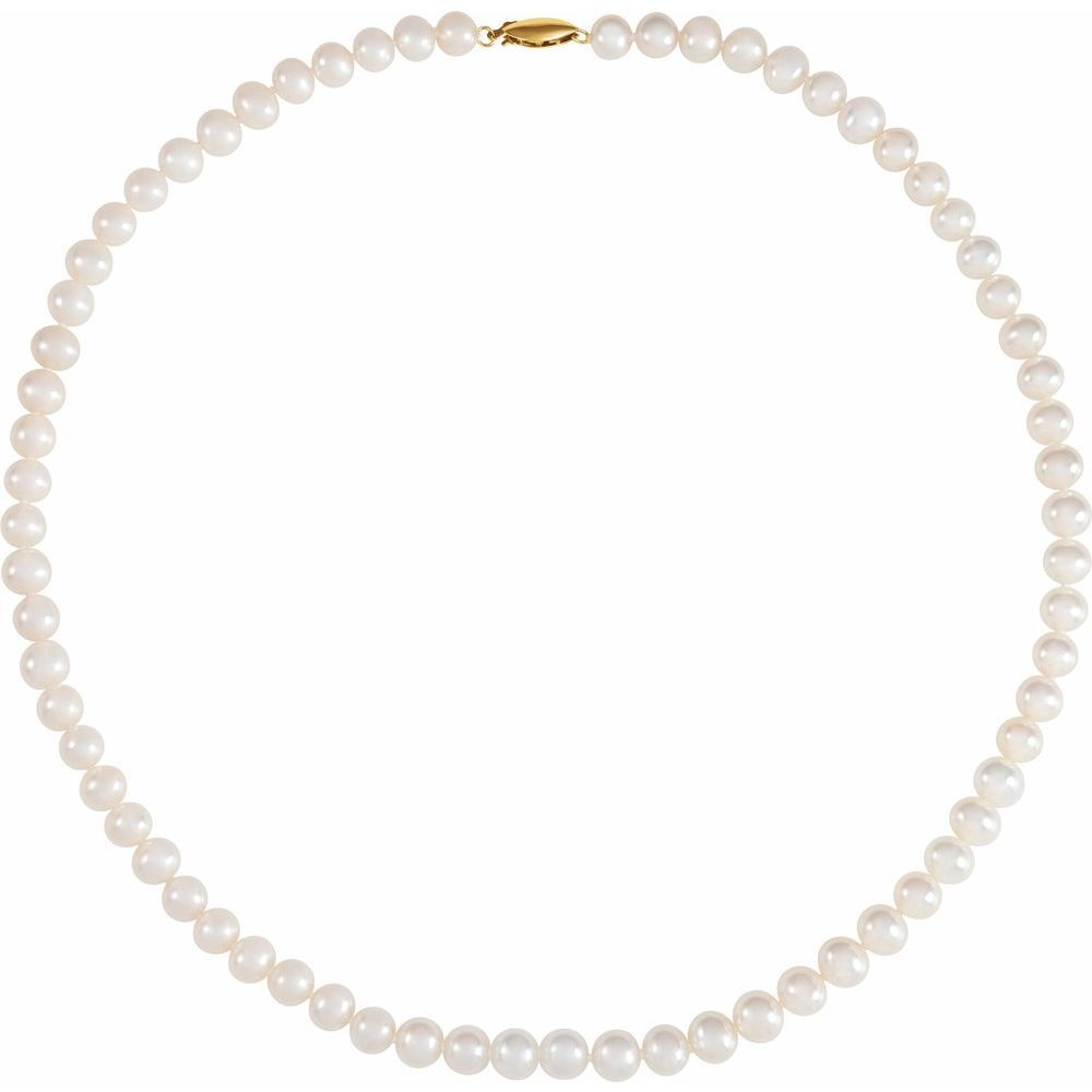 Panache Freshwater Potato Cultured Pearl Strand (108845)