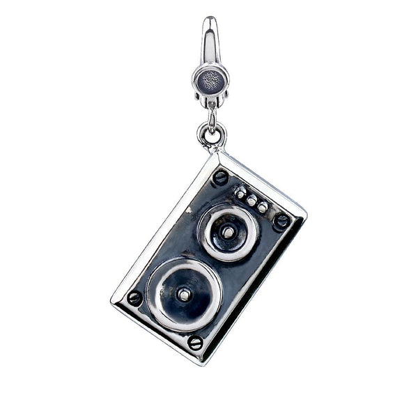 Women's Music Metal Charms