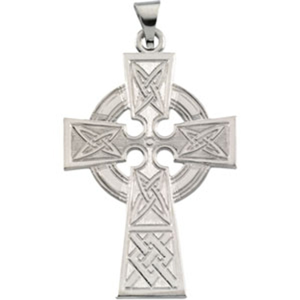 Large Celtic Cross Pendant (129833)