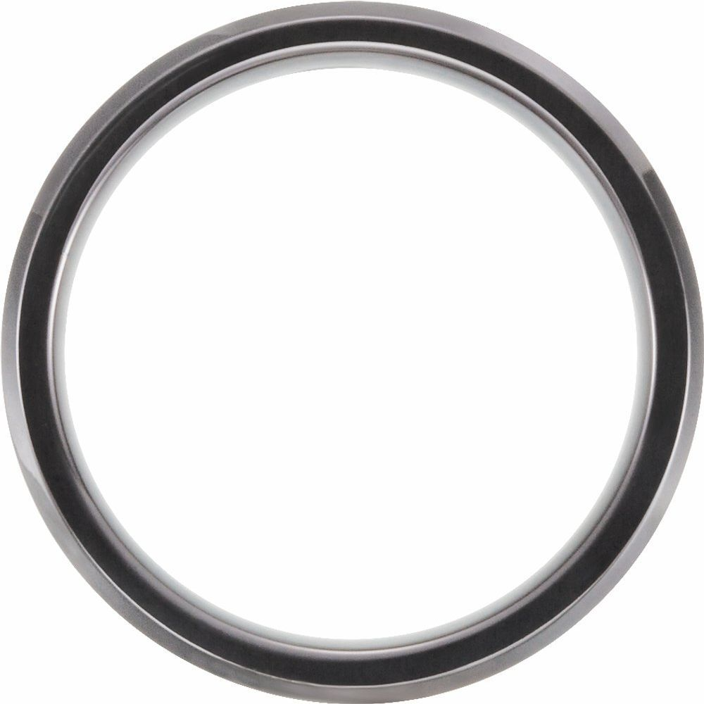 Beveled Band W/Black Pvd (3251661)