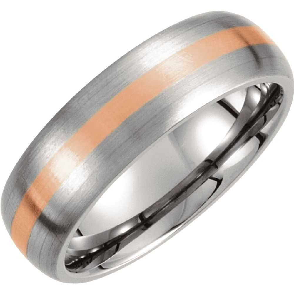 Titanium Domed Band (2915022)