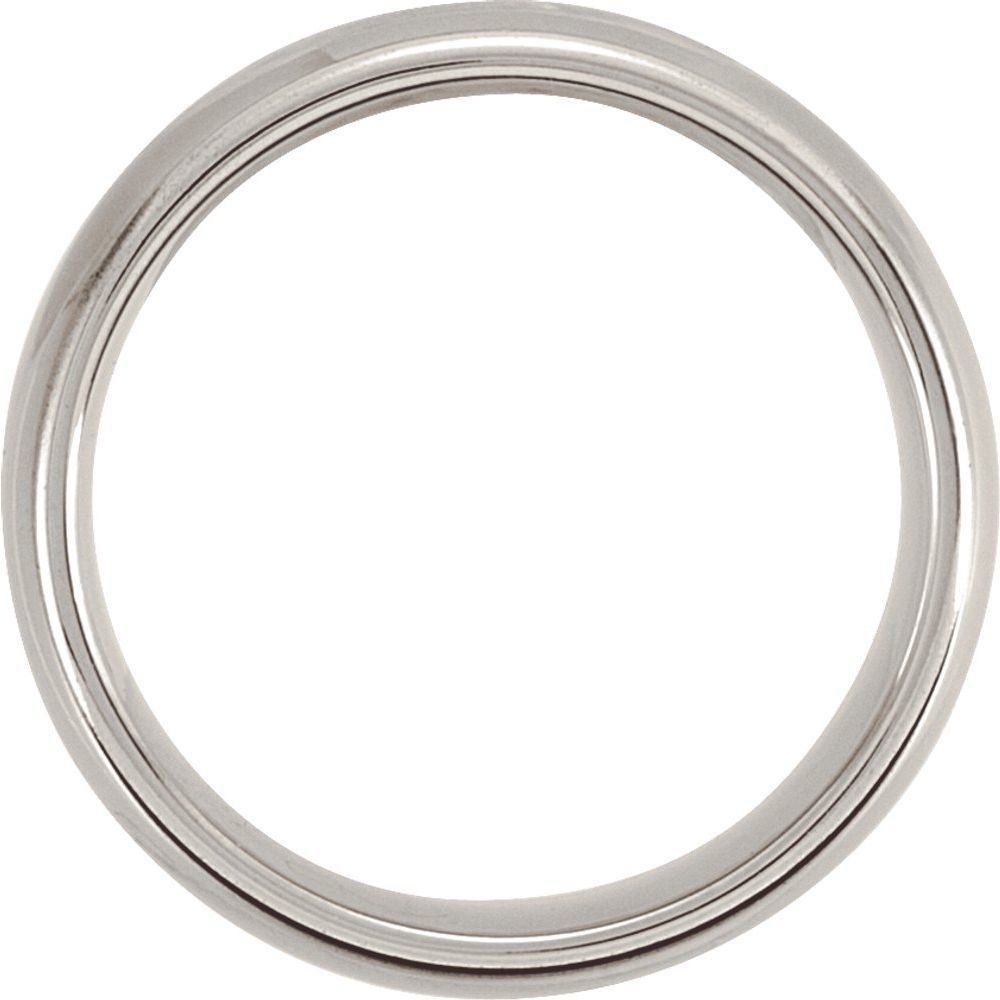 Cobalt Low Domed Band (3141274)