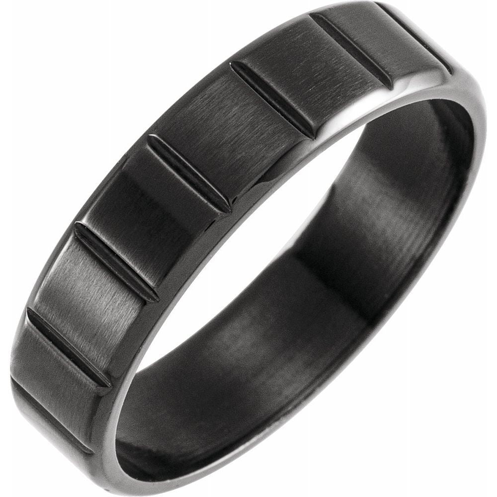 Titanium Grooved Band (16653724)