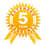 5-Year Extended Warranty  (Includes a $100 Second Device Discount)