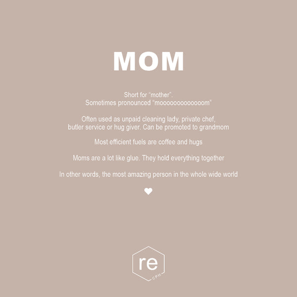 Rebottle, mom statement, rose