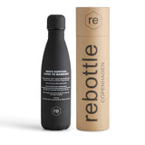 Rebottle, men's guide statement, black