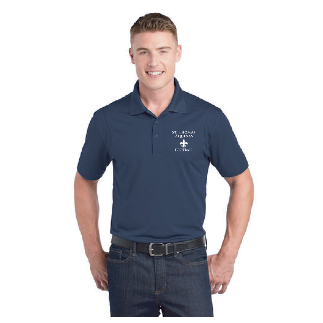 STA Football Dry Fit Polo Shirt