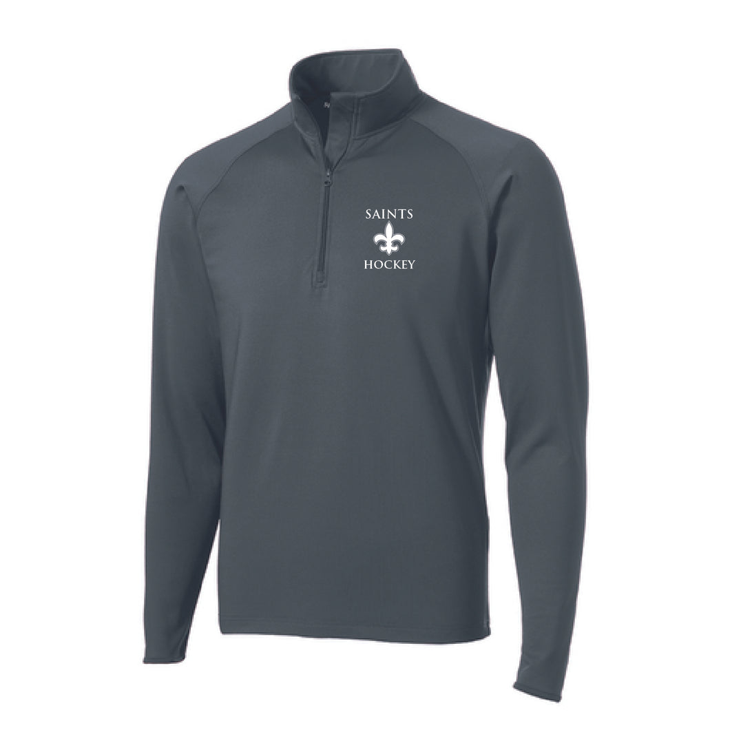 STA Hockey Performance Pullover EMBROIDERED LOGO