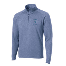 Load image into Gallery viewer, STA Hockey Performance Pullover EMBROIDERED LOGO