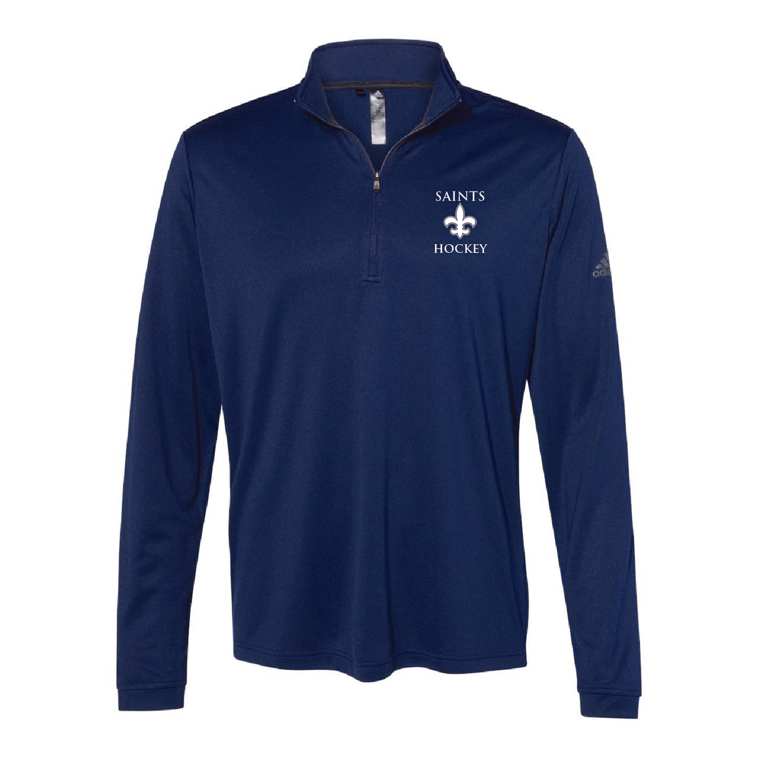 STA Hockey Adidas 1/4 zip
