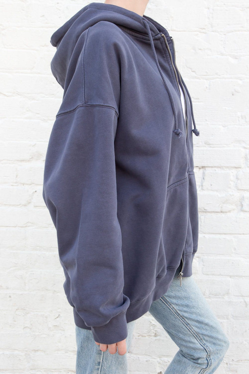 Faded Navy Blue / Oversized Fit