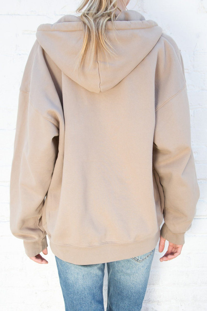 Beige / Oversized Fit