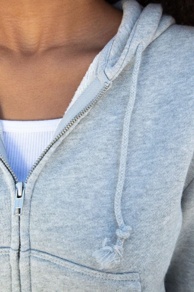 Light Heather Grey / S