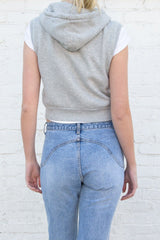 Heather Grey / XS/S