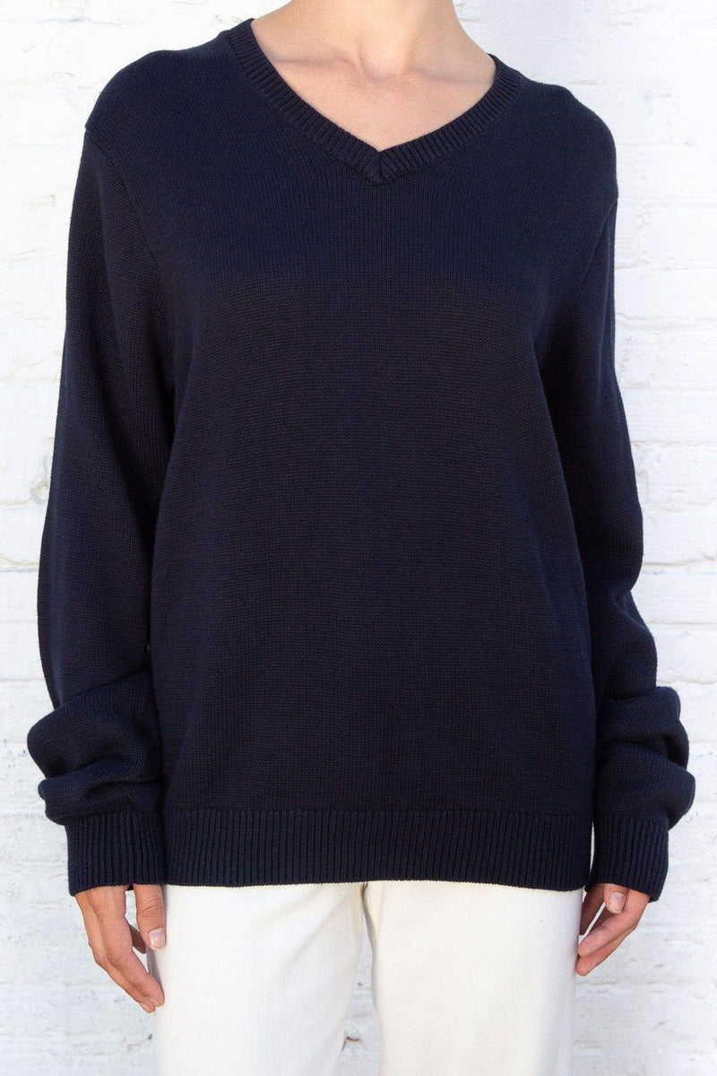 Navy Blue / Oversized Fit