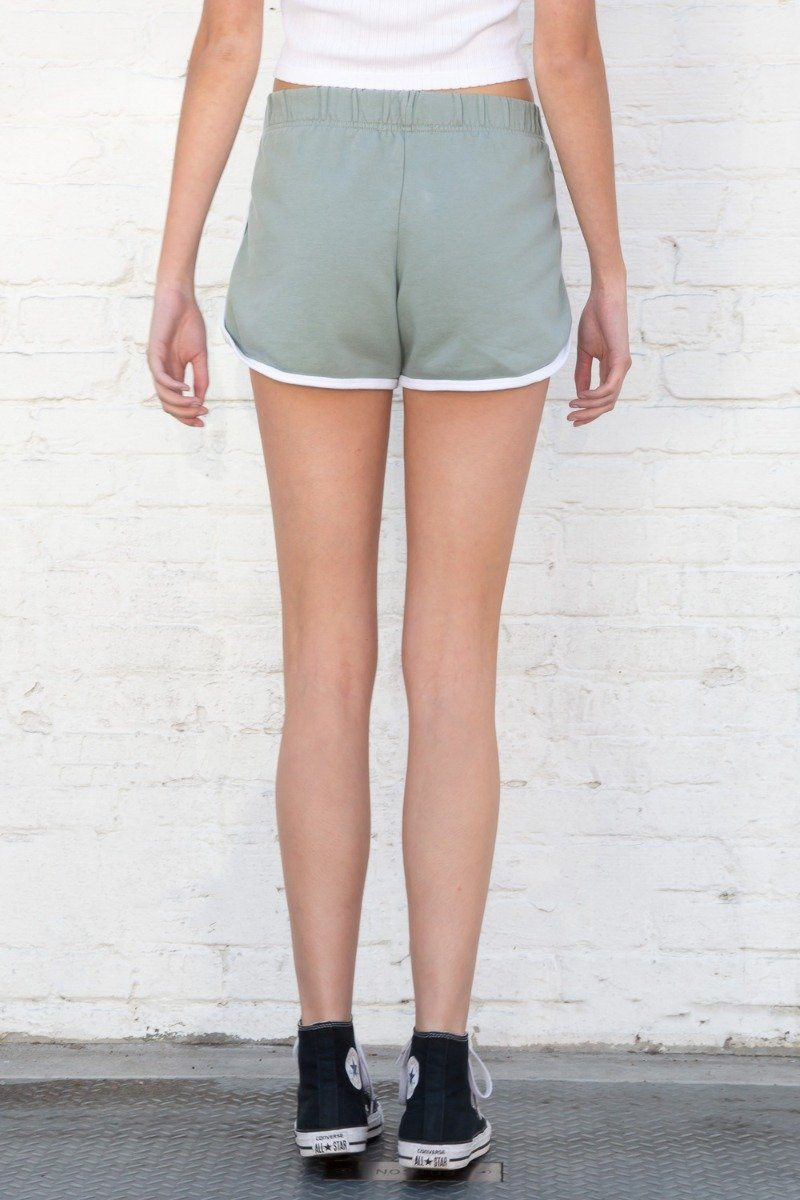 Sage Green Lisette New York N.Y. Shorts