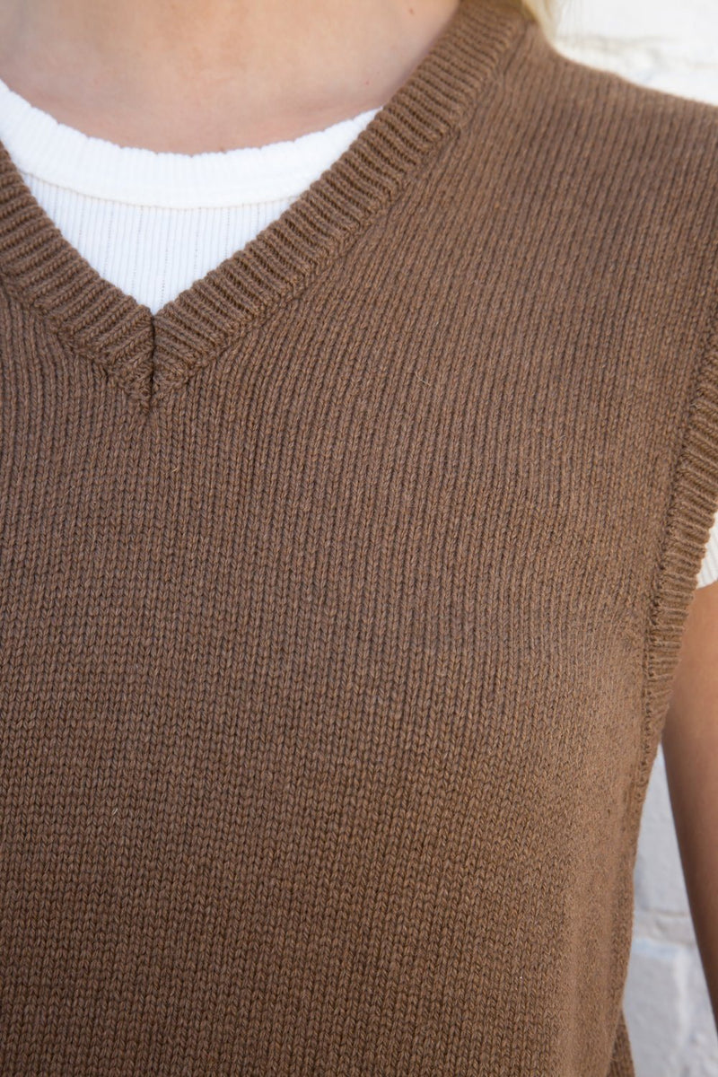 Brown / Wool