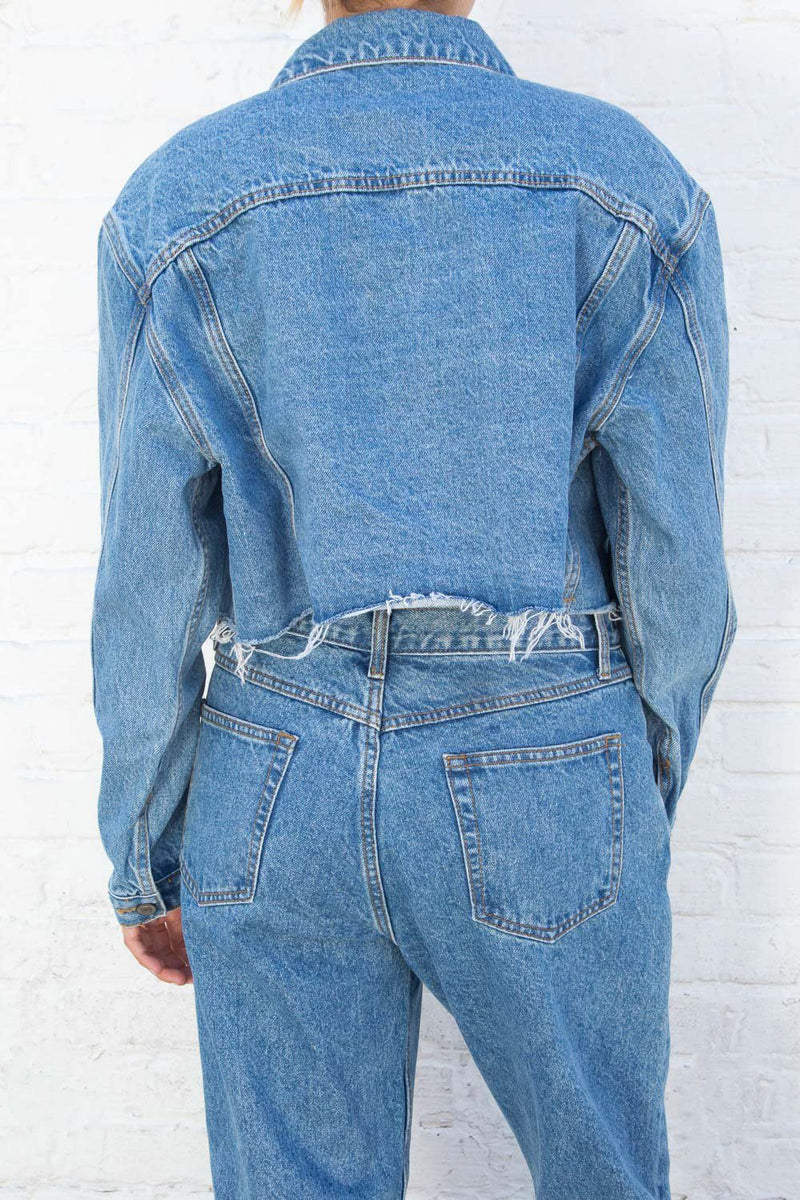 Light Denim / S