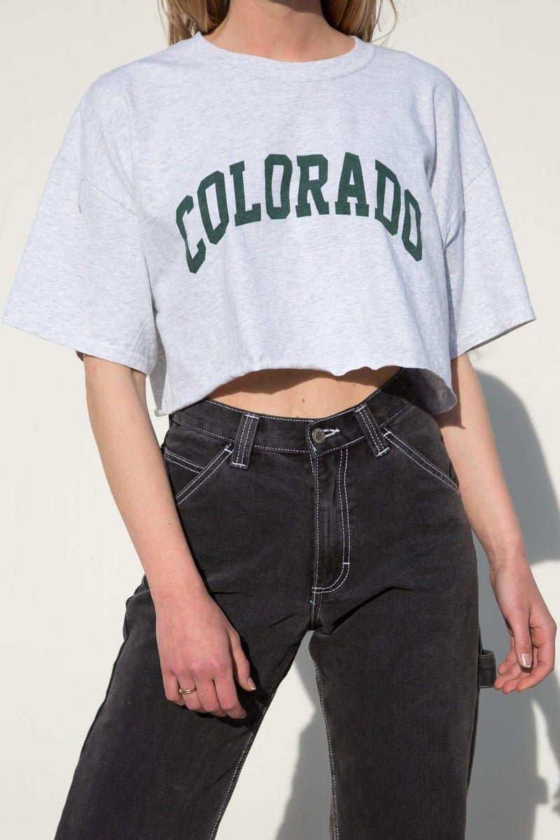 Cropped Fit