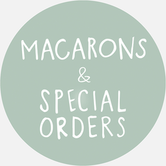 French Macarons & Special Orders