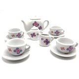 Kid's Butterfly Tea Set