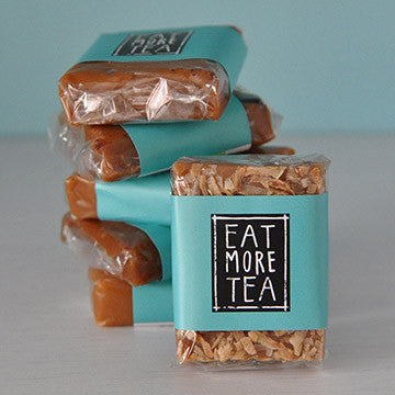 Tea-Infused Caramels