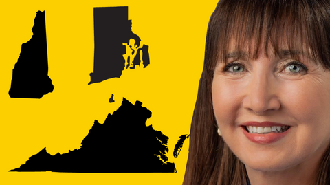 3 States Remain to Certify Libertarian Jo Jorgensen's 50 State Ballot Access!