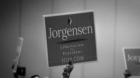 Libertarian Jo Jorgensen Secures Ballot Access in Virginia - Two States Remain to Certify Ballot Access