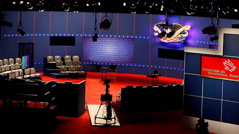 The Commission on Presidential Debates Actively Participates in Candidate Suppression