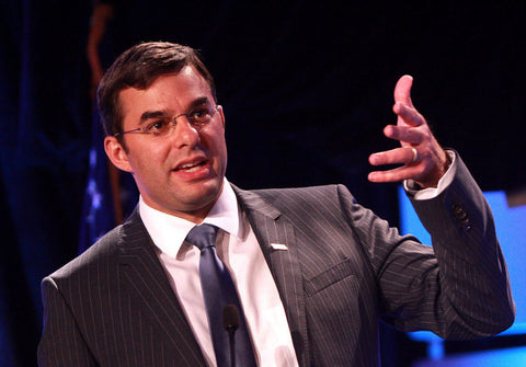 Amash says Jorgensen will show America a better way