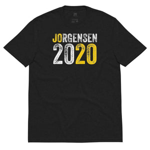 Jo Jorgensen For President 2020 Libertarian Unisex recycled t-shirt 4 - Libertarian Candidates News and Merchandise