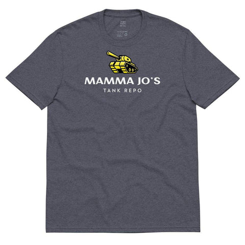 Mamma Jo's Tank Repo Jo Jorgensen For Unisex recycled t-shirt - Libertarian Candidates News and Merchandise
