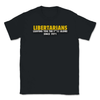 Libertarians- Leaving you the F*%! alone since 1971 Unisex T-Shirt - Libertarian Candidates News and Merchandise