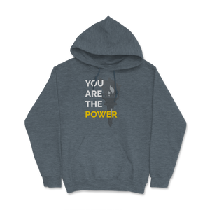 You Are The Power Spike Cohen For Vice President Jo Jorgensen Hoodie - Libertarian Candidates News and Merchandise
