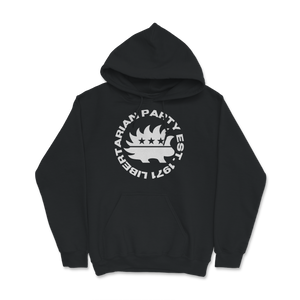 Libertarian Party Established 1971 Libertarian Porcupine Hoodie - Libertarian Candidates News and Merchandise