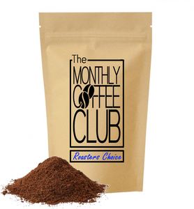 Ground Coffee Monthly Subscription