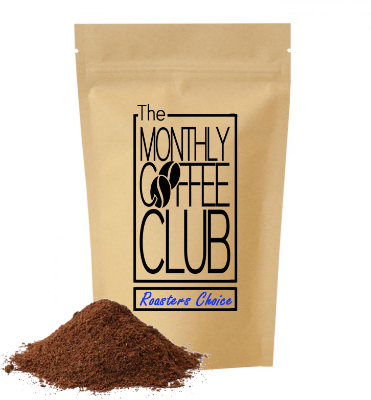 Ground Coffee Prepaid Subscription