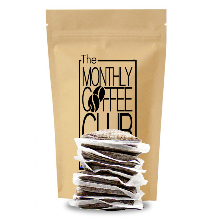Coffee Bag Monthly Subscription