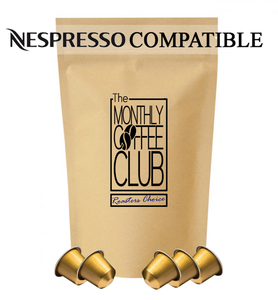 Nespresso™️ COMPATIBLE ROASTER CHOICE