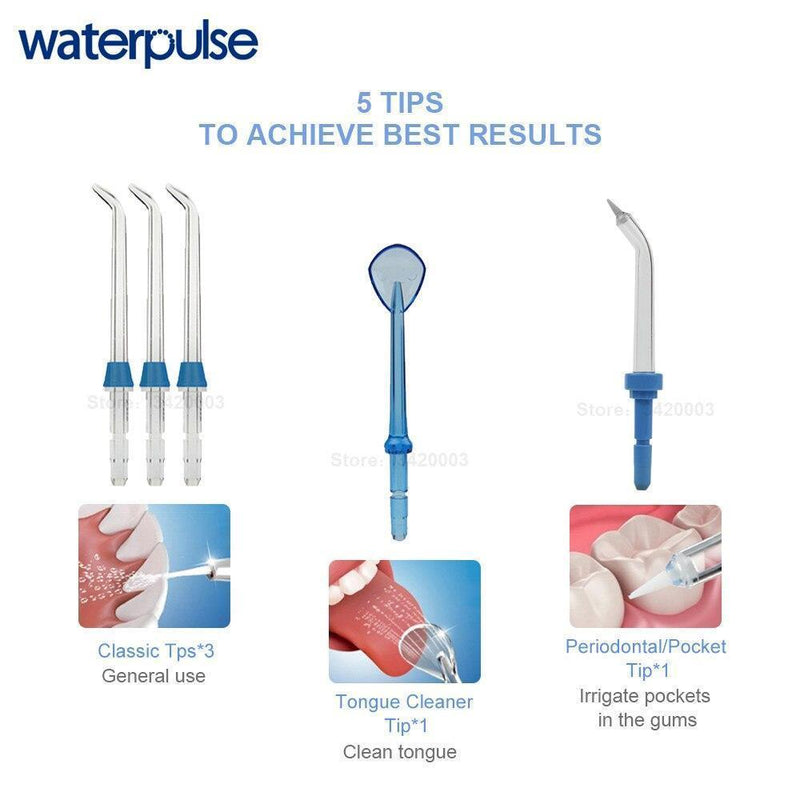 Irrigador Oral Dental WP300 - Water Pulse