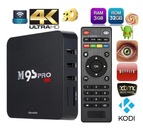 Android TV Box M96 Pro