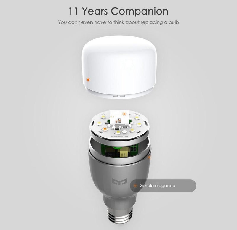 Smart Lâmpada LED Wifi Xiaomi Yeelight