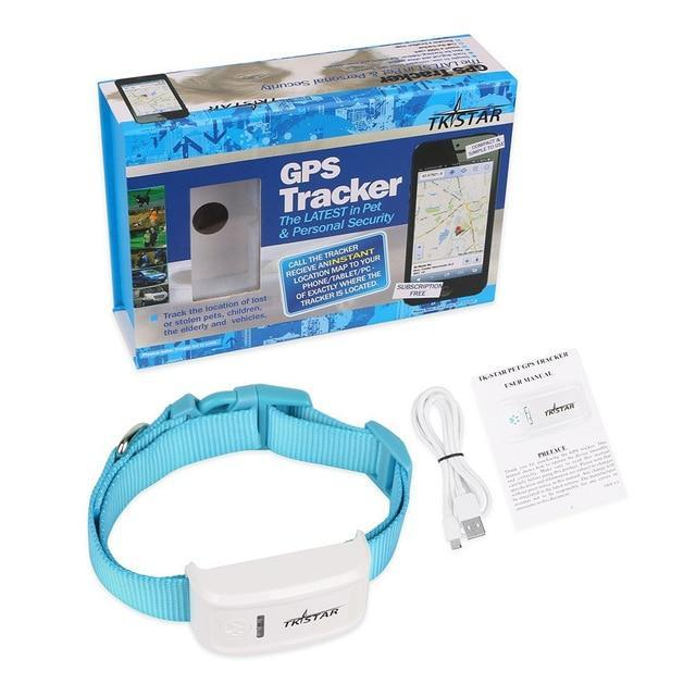 Smart Pet Coleira GPS TKSTAR