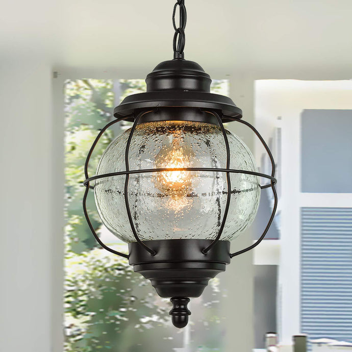 ORB CAGE PENDANT LIGHT - Exquisite Home Furnishings Powered by IEE Brothers LLC