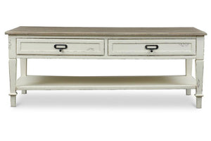 DAUPHINE TRADITIONAL FRENCH ACCENT COFFEE TABLE - Exquisite Home Furnishings Powered by IEE Brothers LLC