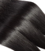 Load image into Gallery viewer, 4 Bundles Of Indian Straight Hair With Lace Closure
