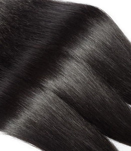 4 Bundles Of Indian Straight Hair With Lace Closure